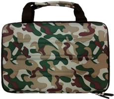 Microsoft Surface (1,2 and RT) Deluxe Camo Hard Shell Case with Zipper